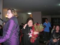 Presentazione del Connubio RizzoMani - Parole in Musica - Francesco Gallina e Donatella Piras - presso la Sala Convegni dell'Istituto Suore Francescane S. Chiara - 24 aprile 2010  - Corleone (3149 clic)