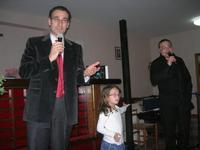 Presentazione del Connubio RizzoMani - Parole in Musica - Francesco Gallina e Donatella Piras - presso la Sala Convegni dell'Istituto Suore Francescane S. Chiara - 24 aprile 2010  - Corleone (3218 clic)