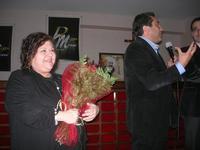 Presentazione del Connubio RizzoMani - Parole in Musica - Francesco Gallina e Donatella Piras - presso la Sala Convegni dell'Istituto Suore Francescane S. Chiara - 24 aprile 2010  - Corleone (3900 clic)