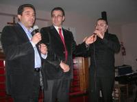Presentazione del Connubio RizzoMani - Parole in Musica - Francesco Gallina e Donatella Piras - presso la Sala Convegni dell'Istituto Suore Francescane S. Chiara - 24 aprile 2010  - Corleone (3188 clic)
