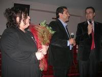 Presentazione del Connubio RizzoMani - Parole in Musica - Francesco Gallina e Donatella Piras - presso la Sala Convegni dell'Istituto Suore Francescane S. Chiara - 24 aprile 2010  - Corleone (3758 clic)