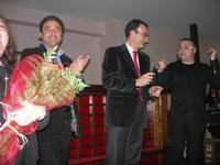 Presentazione del Connubio RizzoMani - Parole in Musica - Francesco Gallina e Donatella Piras - presso la Sala Convegni dell'Istituto Suore Francescane S. Chiara - 24 aprile 2010  - Corleone (3885 clic)