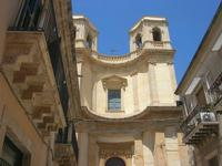 Chiesa di Montevergini - 16 maggio 2010  - Noto (2100 clic)