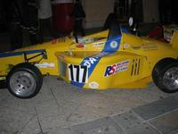esposizione auto in Corso 6 Aprile - Campionato Siciliano A.C.S.L. - 1° AUTOSLALOM - ALCAMO - MONTE BONIFATO - 18-19 Dicembre 2010 - 14 novembre 2010  - Alcamo (1467 clic)