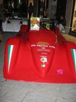esposizione auto in Corso 6 Aprile - Campionato Siciliano A.C.S.L. - 1° AUTOSLALOM - ALCAMO - MONTE BONIFATO - 18-19 Dicembre 2010 - 14 novembre 2010  - Alcamo (1572 clic)