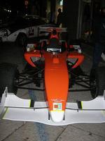 esposizione auto in Corso 6 Aprile - Campionato Siciliano A.C.S.L. - 1° AUTOSLALOM - ALCAMO - MONTE BONIFATO - 18-19 Dicembre 2010 - 14 novembre 2010  - Alcamo (1438 clic)
