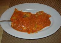 primo: ravioli di ricotta e spinaci - 1 maggio 2010  - Santa ninfa (5209 clic)