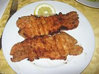 costolette di maiale panate alla griglia - Quadrifoglio - 9 maggio 2010  - Santa ninfa (5171 clic)