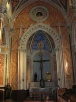 Santuario Maria SS. di Custonaci - interno - 5 settembre 2010  - Custonaci (1354 clic)
