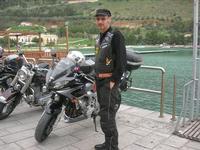 Via Don L. Zangara - 2° MOTORADUNO CITTA' DI CARINI - sosta al Bar Vogue - 28 novembre 2010  - Castellammare del golfo (1405 clic)