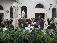 Via Don L. Zangara - 2° MOTORADUNO CITTA' DI CARINI - sosta al Bar Vogue - 28 novembre 2010  - Castellammare del golfo (1398 clic)