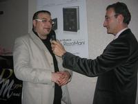 Presentazione del Connubio RizzoMani - Parole in Musica - Francesco Gallina e Donatella Piras - presso la Sala Convegni dell'Istituto Suore Francescane S. Chiara - 24 aprile 2010  - Corleone (4195 clic)