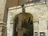 centro storico - cortile - 16 maggio 2010   - Noto (2200 clic)