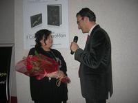 Presentazione del Connubio RizzoMani - Parole in Musica - Francesco Gallina e Donatella Piras - presso la Sala Convegni dell'Istituto Suore Francescane S. Chiara - 24 aprile 2010  - Corleone (4527 clic)