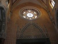 Santuario Maria SS. di Custonaci - interno - 5 settembre 2010  - Custonaci (1374 clic)