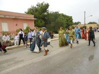 C/da Matarocco - 3ª Rassegna del Folklore Siciliano - SAPERI E SAPORI DI . . . MATAROCCO - organizzata dal gruppo folk I PICCIOTTI DI MATARO' - 10 ottobre 2010  - Marsala (1177 clic)