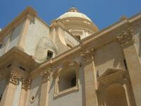 Cattedrale di San Nicola - particolare - 16 maggio 2010   - Noto (1994 clic)
