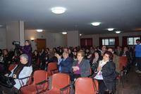 Presentazione del Connubio RizzoMani - Parole in Musica - Francesco Gallina e Donatella Piras - presso la Sala Convegni dell'Istituto Suore Francescane S. Chiara - 24 aprile 2010  - Corleone (3237 clic)