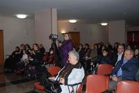 Presentazione del Connubio RizzoMani - Parole in Musica - Francesco Gallina e Donatella Piras - presso la Sala Convegni dell'Istituto Suore Francescane S. Chiara - 24 aprile 2010  - Corleone (3904 clic)