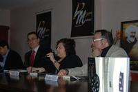 Presentazione del Connubio RizzoMani - Parole in Musica - Francesco Gallina e Donatella Piras - presso la Sala Convegni dell'Istituto Suore Francescane S. Chiara - 24 aprile 2010  - Corleone (3425 clic)