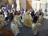 Corteo Barocco - Saluto alla Primavera - 16 maggio 2010  - Noto (2701 clic)