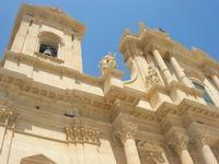 Cattedrale di San Nicola - particolare - 16 maggio 2010   - Noto (2113 clic)