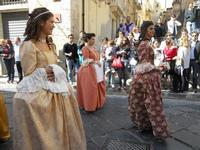 Corteo Barocco - Saluto alla Primavera - 16 maggio 2010  - Noto (2481 clic)