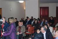 Presentazione del Connubio RizzoMani - Parole in Musica - Francesco Gallina e Donatella Piras - presso la Sala Convegni dell'Istituto Suore Francescane S. Chiara - 24 aprile 2010  - Corleone (3190 clic)