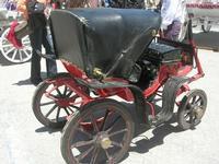 carrozze in mostra - 16 maggio 2010  - Noto (2545 clic)