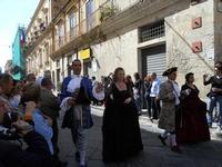 Corteo Barocco - Saluto alla Primavera - 16 maggio 2010  - Noto (2706 clic)