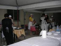 I SAPORI DELL'ESTATE - manifestazione organizzata dall'Associazione Socio-Culturale GUARRATO-FONTANASALSA - 8 agosto 2010  - Guarrato (1721 clic)