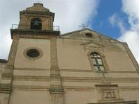 Chiesa e campanile - 4 dicembre 2010 CALTAGIRONE LIDIA NAVARRA