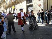 Corteo Barocco - Saluto alla Primavera - 16 maggio 2010  - Noto (2840 clic)