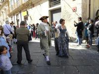 Corteo Barocco - Saluto alla Primavera - 16 maggio 2010  - Noto (2809 clic)