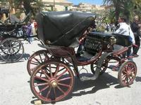 carrozze in mostra - 16 maggio 2010  - Noto (2541 clic)