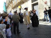 Corteo Barocco - Saluto alla Primavera - 16 maggio 2010  - Noto (2695 clic)