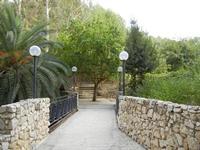 viale nel giardino - Terme Acquapia - 4 settembre 2011  - Montevago (1875 clic)