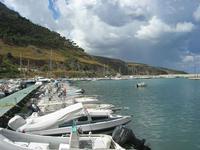 al porto - 10 settembre 2010   - Castellammare del golfo (1364 clic)
