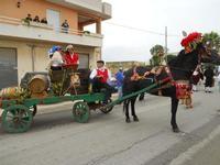 C/da Matarocco - 3ª Rassegna del Folklore Siciliano - SAPERI E SAPORI DI . . . MATAROCCO - organizzata dal gruppo folk I PICCIOTTI DI MATARO' - 10 ottobre 2010  - Marsala (1011 clic)