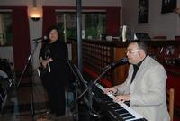 Presentazione del Connubio RizzoMani - Parole in Musica - Francesco Gallina e Donatella Piras - presso la Sala Convegni dell'Istituto Suore Francescane S. Chiara - 24 aprile 2010  - Corleone (3288 clic)
