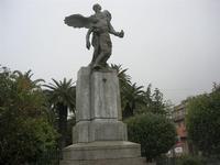 Villa Comunale - Monumento ai Caduti - 24 aprile 2010  - Corleone (7069 clic)