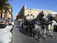 Corteo Barocco - Saluto alla Primavera - 16 maggio 2010  - Noto (2633 clic)
