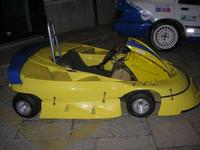 esposizione auto in Corso 6 Aprile - Campionato Siciliano A.C.S.L. - 1° AUTOSLALOM - ALCAMO - MONTE BONIFATO - 18-19 Dicembre 2010 - 14 novembre 2010  - Alcamo (1734 clic)