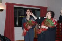Presentazione del Connubio RizzoMani - Parole in Musica - Francesco Gallina e Donatella Piras - presso la Sala Convegni dell'Istituto Suore Francescane S. Chiara - 24 aprile 2010  - Corleone (3053 clic)