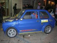 esposizione auto in Corso 6 Aprile - Campionato Siciliano A.C.S.L. - 1° AUTOSLALOM - ALCAMO - MONTE BONIFATO - 18-19 Dicembre 2010 - 14 novembre 2010  - Alcamo (1570 clic)