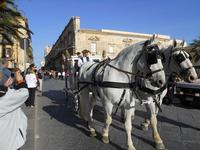 Corteo Barocco - Saluto alla Primavera - 16 maggio 2010  - Noto (2541 clic)