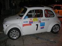 esposizione auto in Corso 6 Aprile - Campionato Siciliano A.C.S.L. - 1° AUTOSLALOM - ALCAMO - MONTE BONIFATO - 18-19 Dicembre 2010 - 14 novembre 2010  - Alcamo (1569 clic)