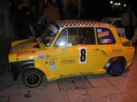 esposizione auto in Corso 6 Aprile - Campionato Siciliano A.C.S.L. - 1° AUTOSLALOM - ALCAMO - MONTE BONIFATO - 18-19 Dicembre 2010 - 14 novembre 2010  - Alcamo (1609 clic)