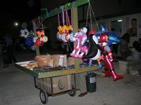 giochi e frutta secca - kalia e simenza - I SAPORI DELL'ESTATE - manifestazione organizzata dall'Associazione Socio-Culturale GUARRATO-FONTANASALSA - 8 agosto 2010  - Guarrato (2918 clic)