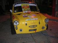 esposizione auto in Corso 6 Aprile - Campionato Siciliano A.C.S.L. - 1° AUTOSLALOM - ALCAMO - MONTE BONIFATO - 18-19 Dicembre 2010 - 14 novembre 2010  - Alcamo (1415 clic)
